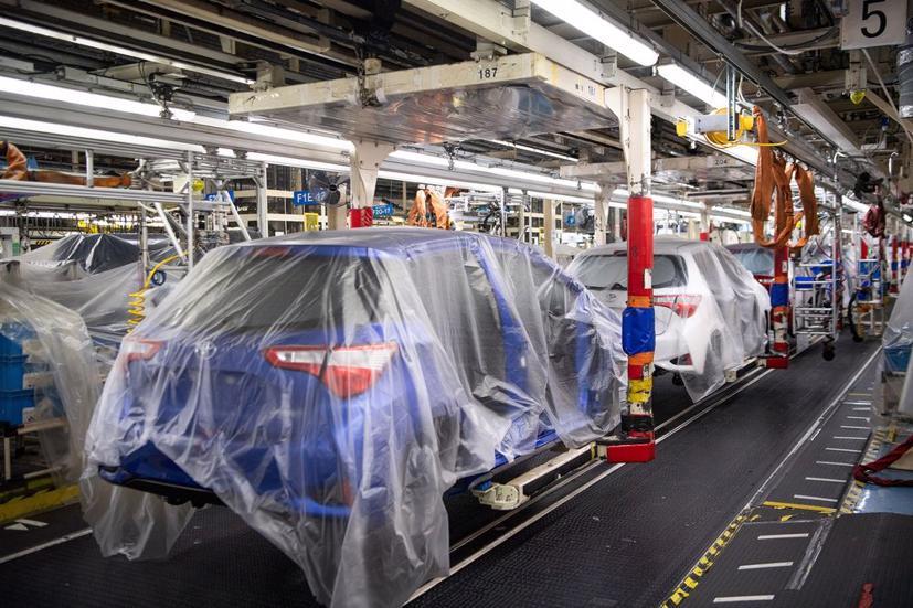 Bài học sóng thần giúp Toyota thoát nạn thiếu chất bán dẫn như thế nào? - Ảnh 1