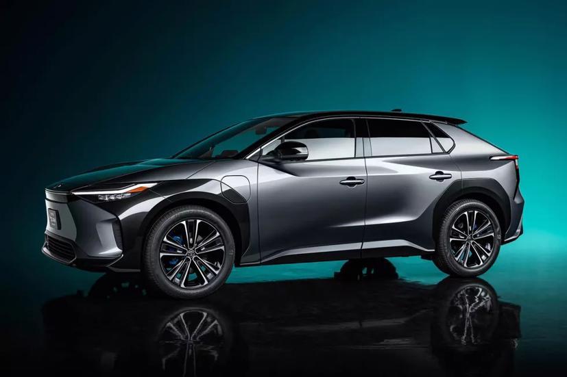 concept SUV điện Toyota BZ4X