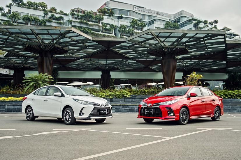 Toyota Việt Nam vừa công bố tổng doanh số bán hàng trong tháng 04/2021 đạt 5.701 xe (bao gồm xe Lexus), tăng trưởng 96% so với cùng kỳ năm trước (04/2020).