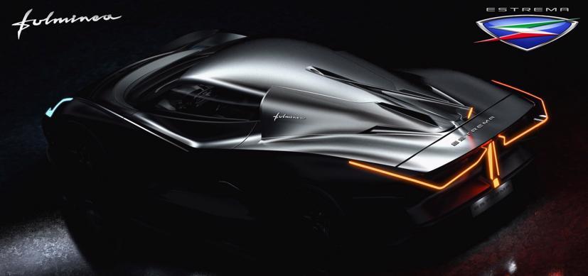 Estrema Fulminea– Siêu xe điện dành cho giới siêu giàu - Ảnh 8