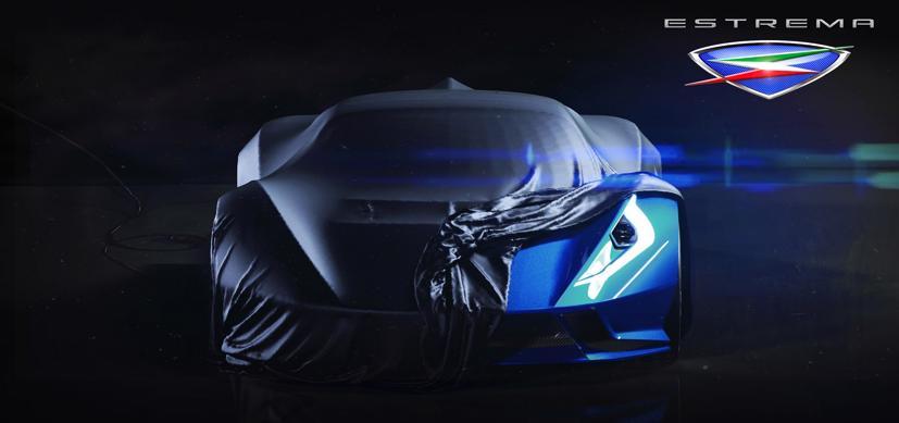 Estrema Fulminea– Siêu xe điện dành cho giới siêu giàu - Ảnh 9