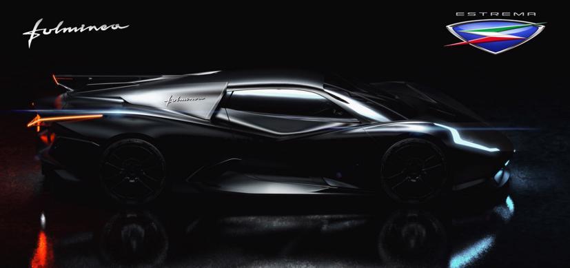 Estrema Fulminea– Siêu xe điện dành cho giới siêu giàu - Ảnh 7