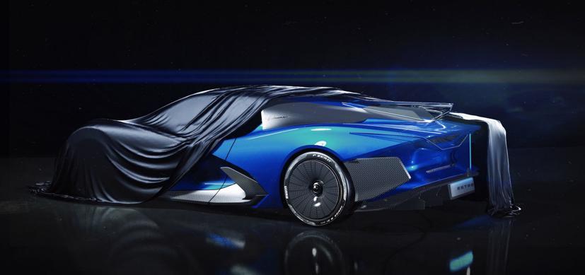 Estrema Fulminea– Siêu xe điện dành cho giới siêu giàu - Ảnh 3