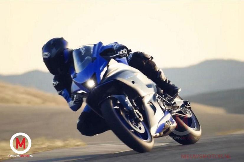 Hé lộ hình ảnh siêu phẩm Yamaha YZF-R7 - Ảnh 2