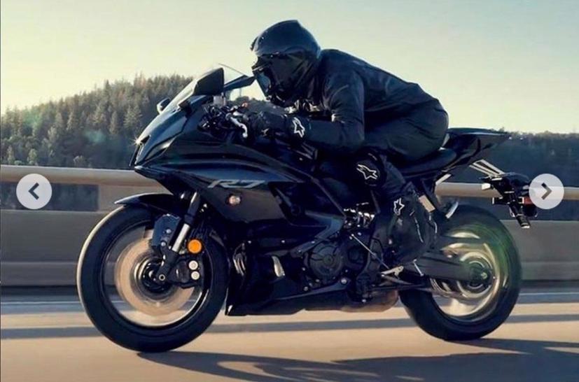 Hé lộ hình ảnh siêu phẩm Yamaha YZF-R7 - Ảnh 4