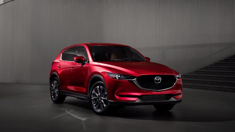 New Mazda CX-5 có mức ưu đãi từ 35- 64 triệu đồng.