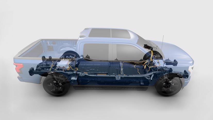 Những tính năng thông minh trên bán tải điện Ford F-150 Lightning  - Ảnh 1
