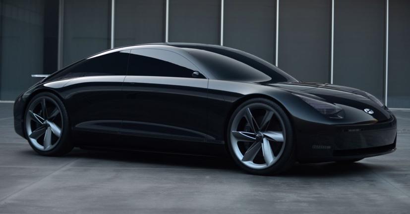 Hyundai Ioniq 6 sẽ bán ra vào năm 2022, Ioniq 7 SUV tiếp theo vào năm 2024 - Ảnh 1