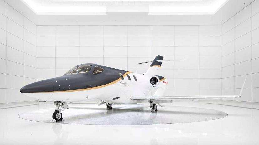 """Ngắm máy bay HondaJet Elite - chiếc """"Accord trên bầu trời"""" - Ảnh 9"""