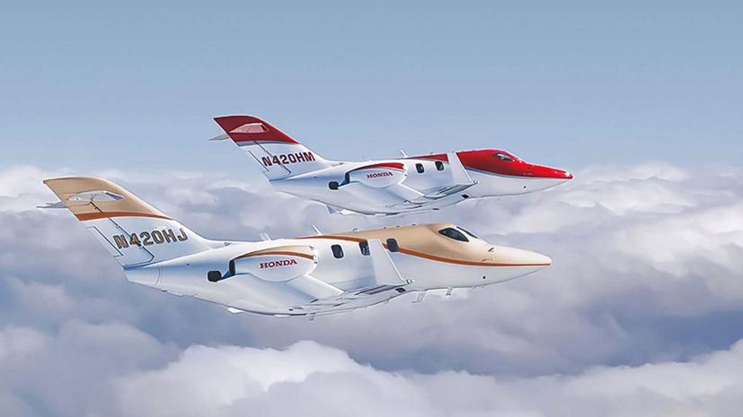 """Ngắm máy bay HondaJet Elite - chiếc """"Accord trên bầu trời"""" - Ảnh 3"""