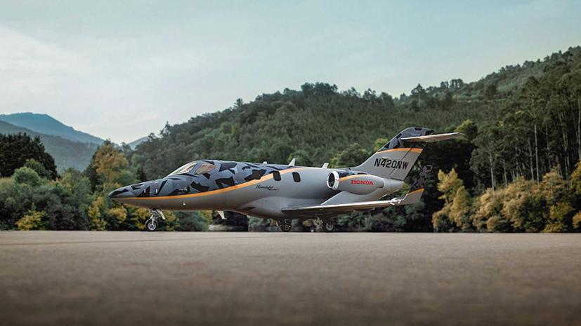 """Ngắm máy bay HondaJet Elite - chiếc """"Accord trên bầu trời"""" - Ảnh 4"""