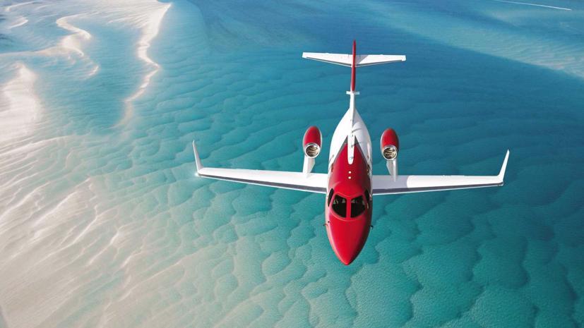 """Ngắm máy bay HondaJet Elite - chiếc """"Accord trên bầu trời"""" - Ảnh 5"""