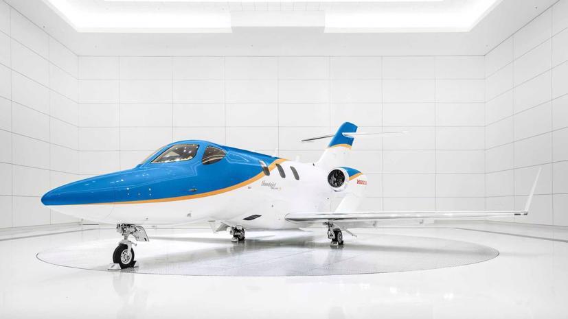 """Ngắm máy bay HondaJet Elite - chiếc """"Accord trên bầu trời"""" - Ảnh 6"""