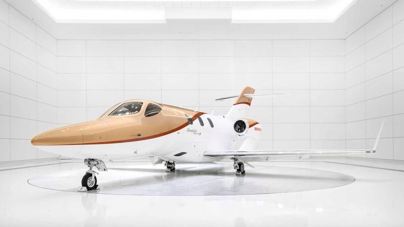 """Ngắm máy bay HondaJet Elite - chiếc """"Accord trên bầu trời"""" - Ảnh 7"""