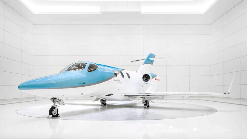 """Ngắm máy bay HondaJet Elite - chiếc """"Accord trên bầu trời"""" - Ảnh 8"""