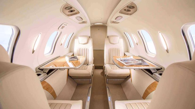 """Ngắm máy bay HondaJet Elite - chiếc """"Accord trên bầu trời"""" - Ảnh 1"""