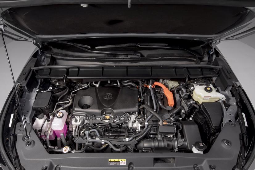 Ngắm Toyota Highlander 2022 phiên bản đặc biệt màu vàng đồng - Ảnh 4