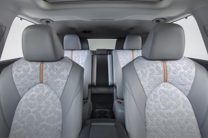 Ngắm Toyota Highlander 2022 phiên bản đặc biệt màu vàng đồng - Ảnh 11