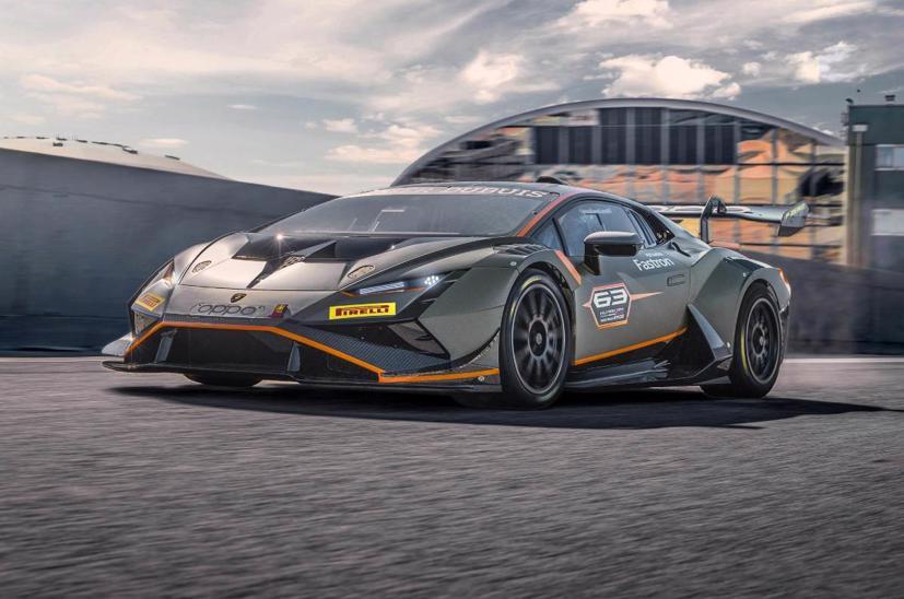Lamborghini Huracan Super Trofeo EVO2 bản cập nhật có gì mới? - Ảnh 1