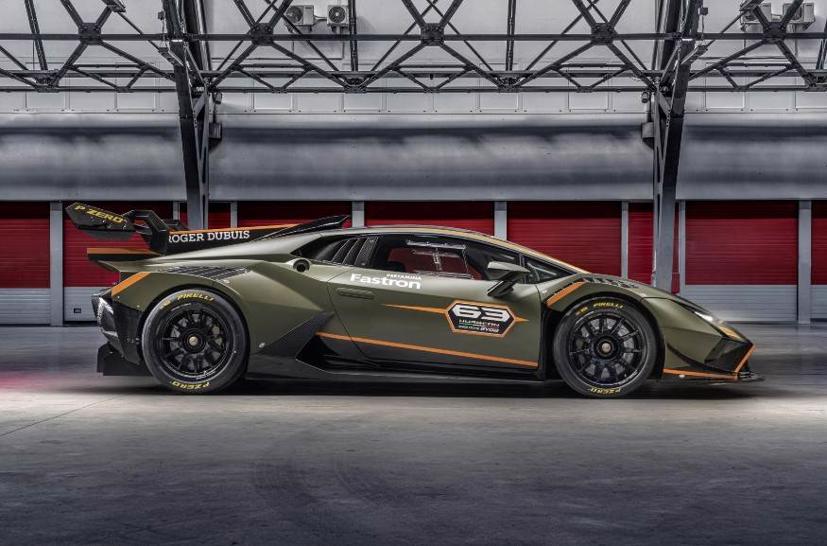 Lamborghini Huracan Super Trofeo EVO2 bản cập nhật có gì mới? - Ảnh 2