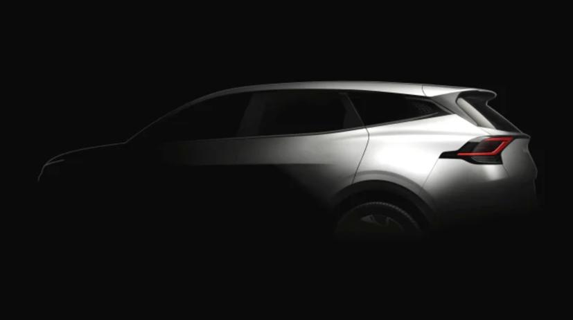 Kia Sportage 2022 lộ diện, sẽ ra mắt vào cuối năm 2021 - Ảnh 2