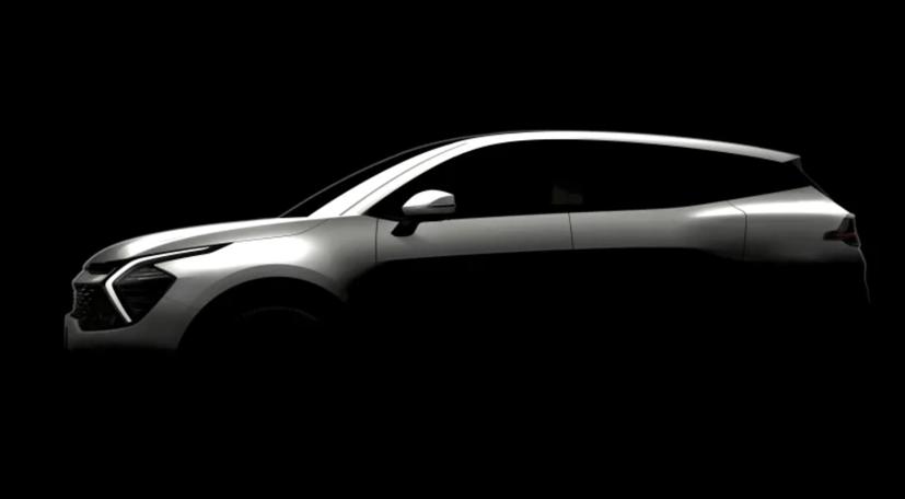 Kia Sportage 2022 lộ diện, sẽ ra mắt vào cuối năm 2021 - Ảnh 1