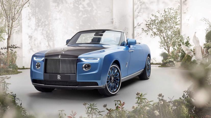 Xe đắt nhất thế giới Rolls-Royce Boat Tail có gì đặc biệt với mức giá trên trời? - Ảnh 1