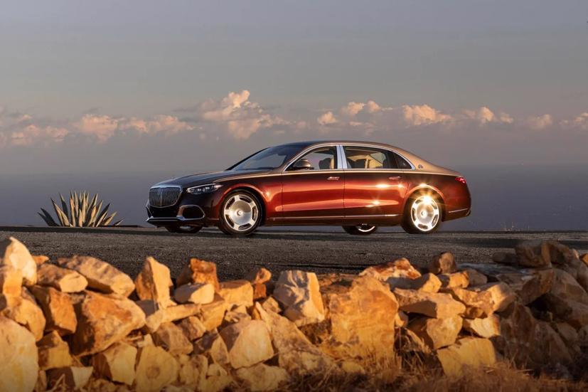 Những mẫu ô tô hi-tech nhất năm 2021 - Ảnh 3