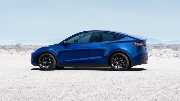 Những mẫu ô tô hi-tech nhất năm 2021 - Ảnh 5