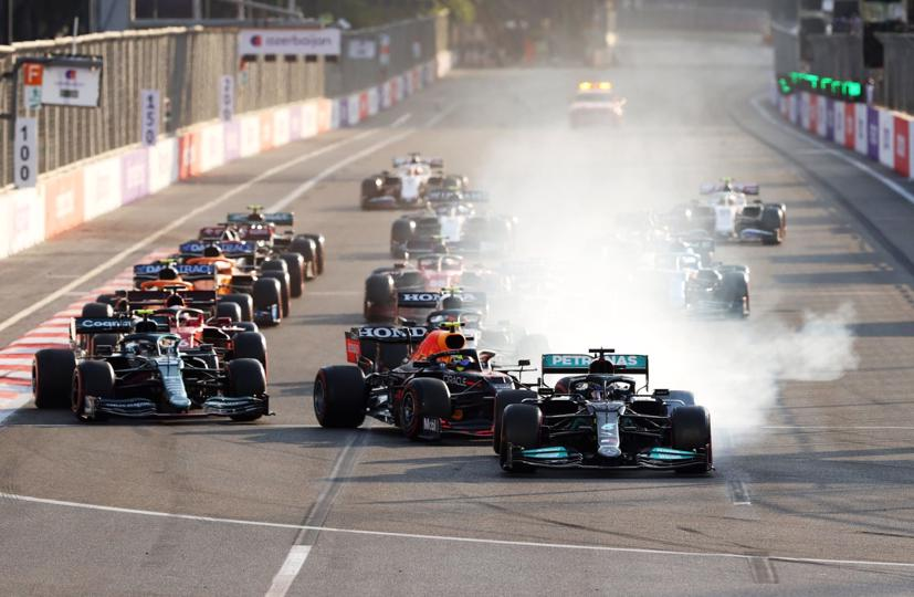 Chặng 6 mùa giải F1 2021: Kết quả bất ngờ nhất từ đầu giải - Ảnh 2