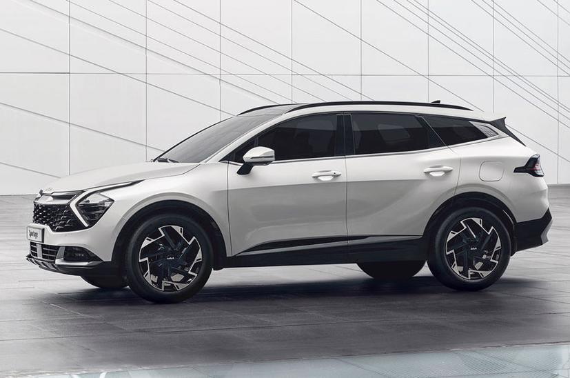 Kia Sportage thế hệ 5 lộ diện với thiết kế lấy cảm hứng từ EV6 - Ảnh 1