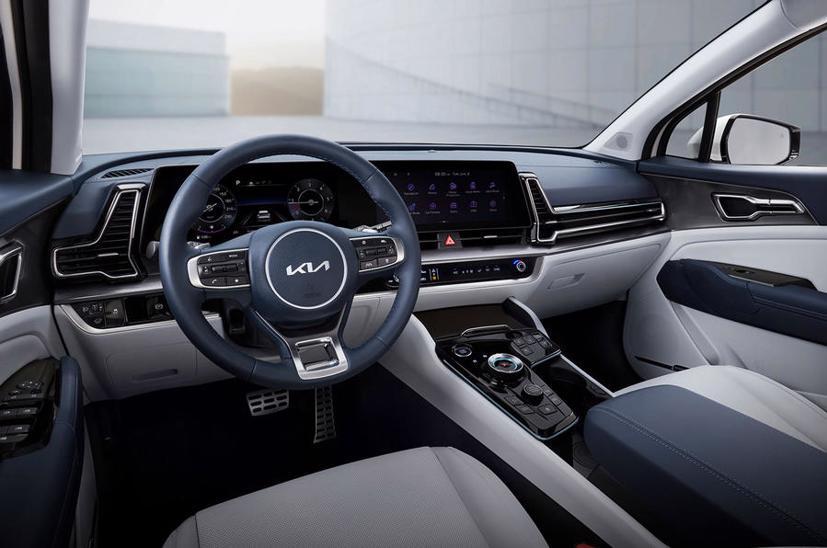 Kia Sportage thế hệ 5 lộ diện với thiết kế lấy cảm hứng từ EV6 - Ảnh 6