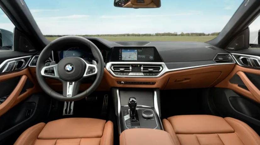 2022 BMW 4 Series Gran Coupe chính thức lộ diện, ra mắt tại Úc cuối năm 2021 - Ảnh 6