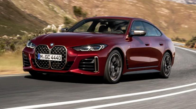 2022 BMW 4 Series Gran Coupe chính thức lộ diện, ra mắt tại Úc cuối năm 2021 - Ảnh 1