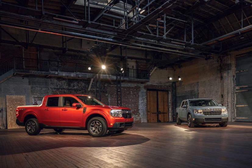 Chi tiết Ford Maverick 2022 vừa ra mắt - Ảnh 1