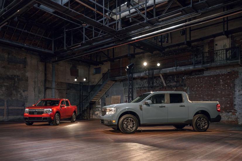 Chi tiết Ford Maverick 2022 vừa ra mắt - Ảnh 6