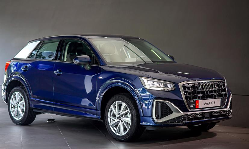 Audi Q2 phiên bản 2021 giá từ 1,68 tỷ - Ảnh 1