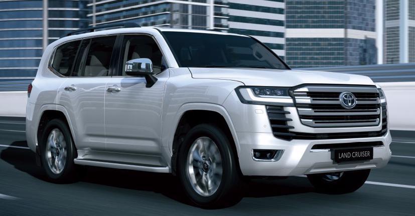 Toyota Land Cruiser 2022 mới chính thức ra mắt: Thay đổi thiết kế, giảm trọng lượng, động cơ mới - Ảnh 9