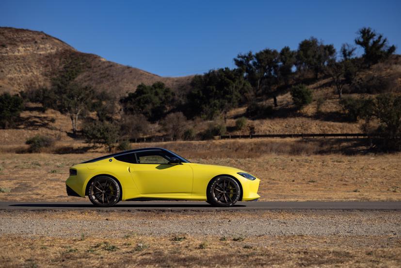 Nissan Z thế hệ 7 sắp ra mắt vào 17 tháng 8 - Ảnh 1