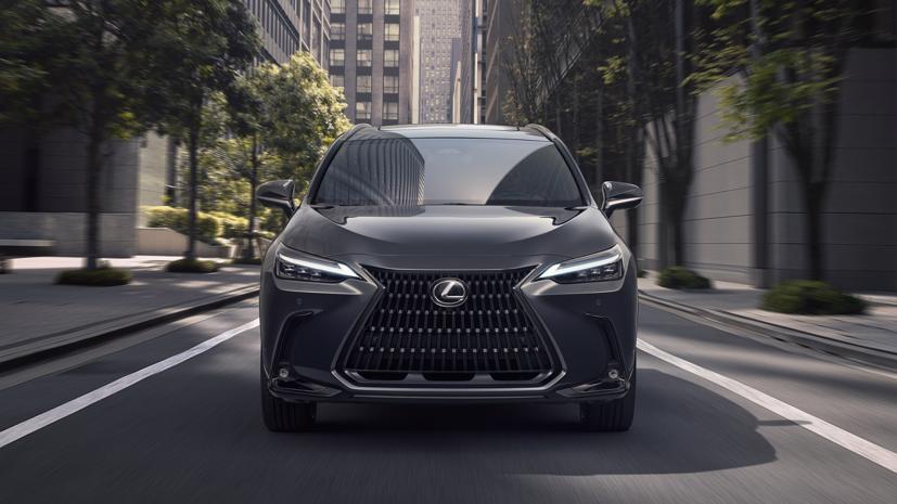 Lexus chính thức ra mắt toàn cầu mẫu xe NX hoàn toàn mới.