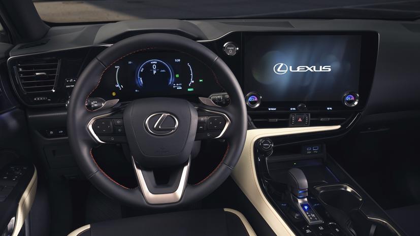 Lexus NX 2022 chính thức ra mắt, động cơ sạc điện PHEV đầu tiên - Ảnh 2