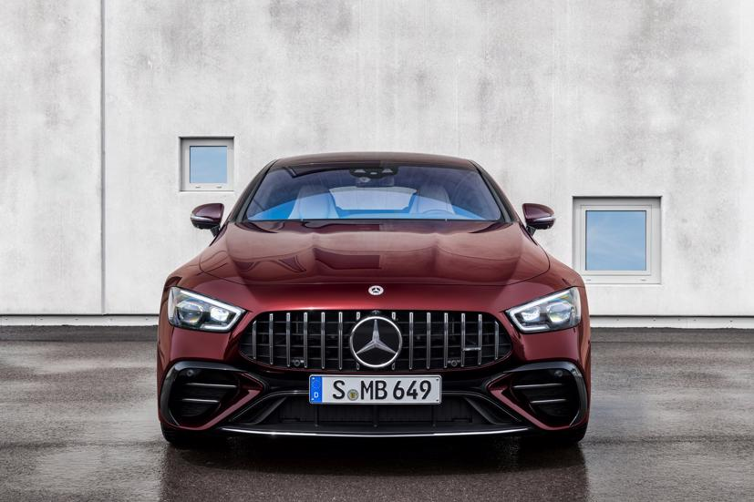 Mercedes-AMG GT 4 cửa Coupe 2022 Facelift: Nâng cấp tinh tế, tăng tính thực dụng - Ảnh 6