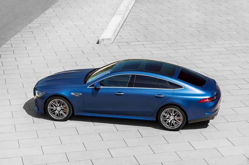 Mercedes-AMG GT 4 cửa Coupe 2022 Facelift: Nâng cấp tinh tế, tăng tính thực dụng - Ảnh 10