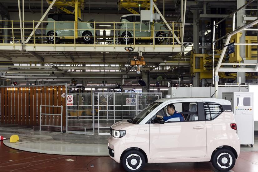 """Trung Quốc """"siết"""" quản lý các công ty xe điện - Ảnh 1"""