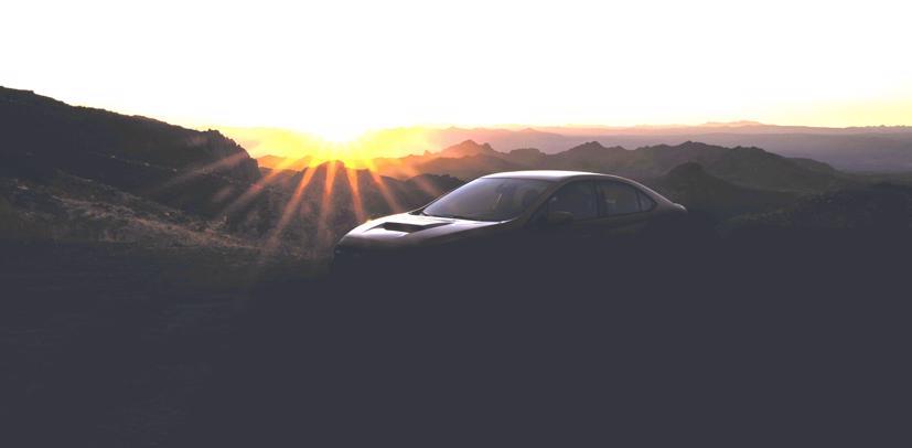 """Subaru WRX 2022 """"nhá hàng"""", có thể ra mắt tại Úc vào đầu năm 2022 - Ảnh 1"""