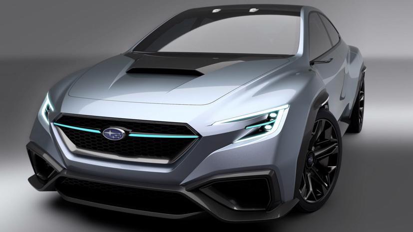 """Subaru WRX 2022 """"nhá hàng"""", có thể ra mắt tại Úc vào đầu năm 2022 - Ảnh 2"""