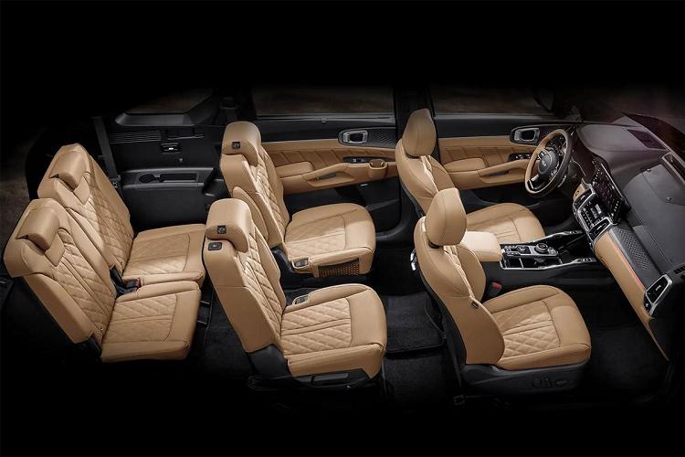 Kia Sorento 2022 ra mắt tại Hàn Quốc, sẽ có cả phiên bản hybrid - Ảnh 5