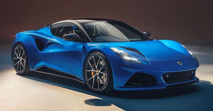 Lộ diện Lotus Emira 2022: Mẫu xe chạy động cơ đốt trong cuối cùng của Lotus - Ảnh 15