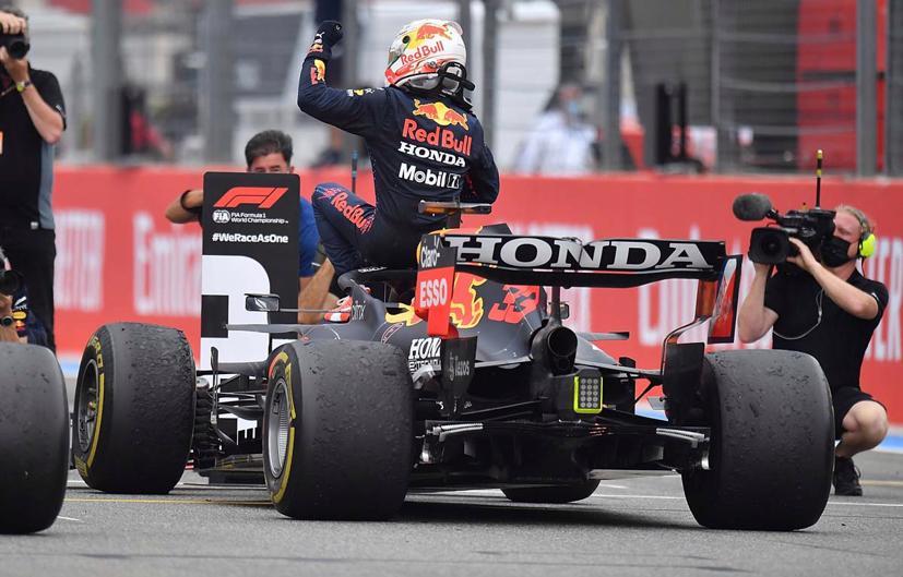 Red Bull có tài xế nhanh nhất, xe tốt nhất và động cơ tốt nhất - Ảnh 1