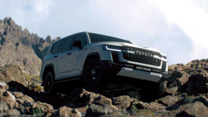Toyota Land Cruiser thế hệ mới ra mắt, giá từ 4,060 tỷ đồng - Ảnh 4